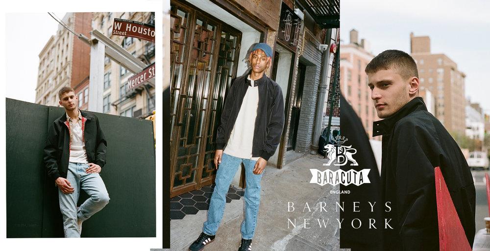 Baracuta x Barneys New York -