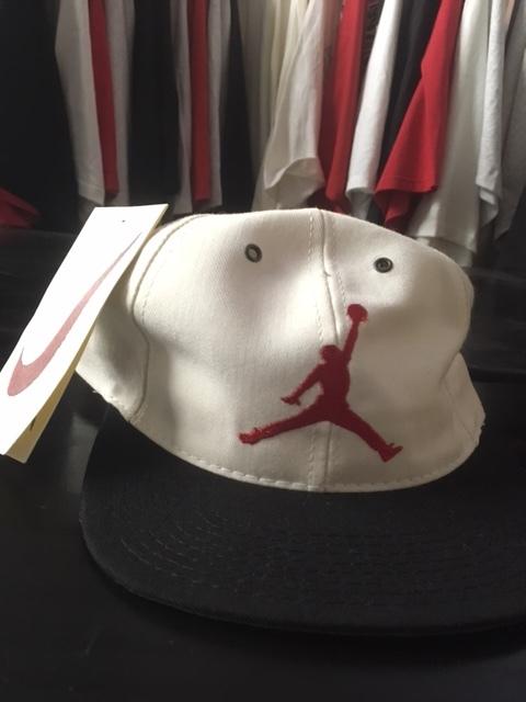 Vintage Jordan Number 45 Logo Hat by Nike — Onyx Art   Events c2824447b00