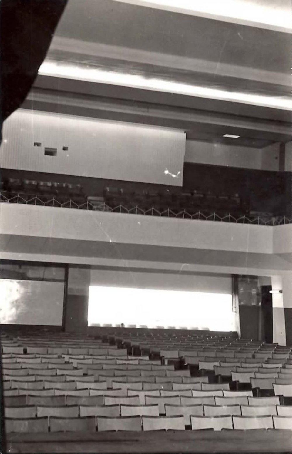 Cinema Mele, 1960