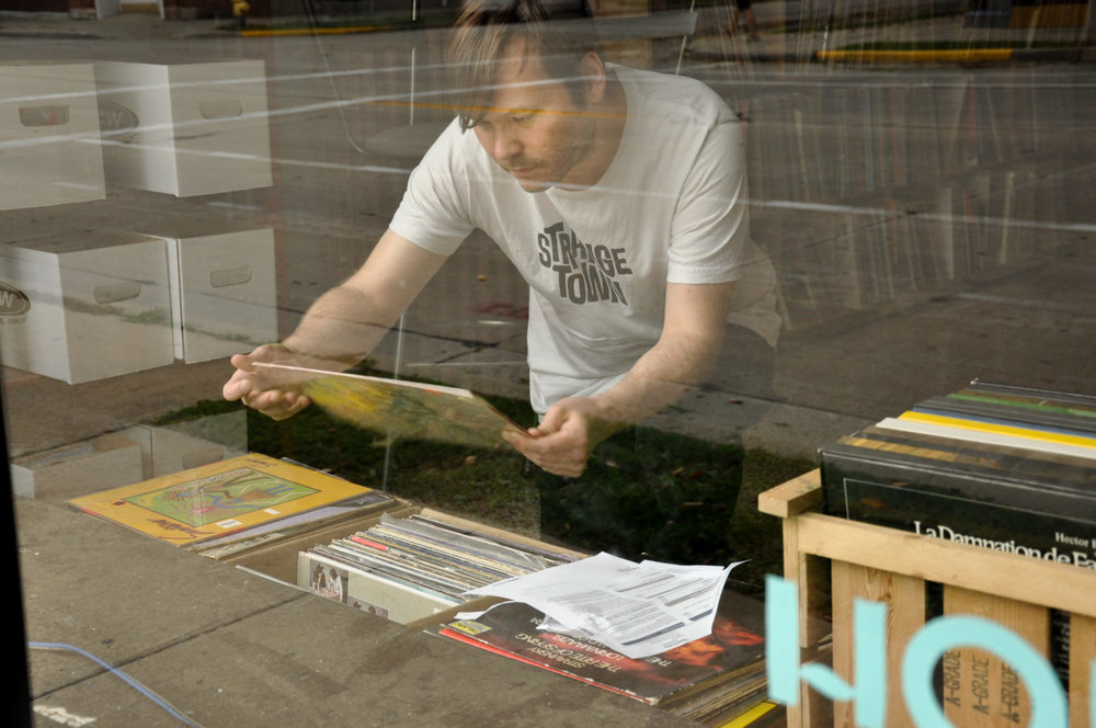 Riverwest's We Buy Records is new to the block, but owner Andy Noble isn't - 88.9 Radio Milwaukee