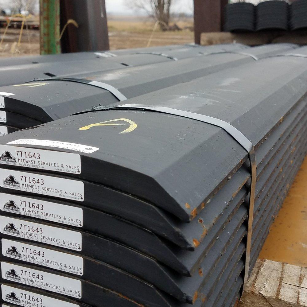 Standard Carbon Blades