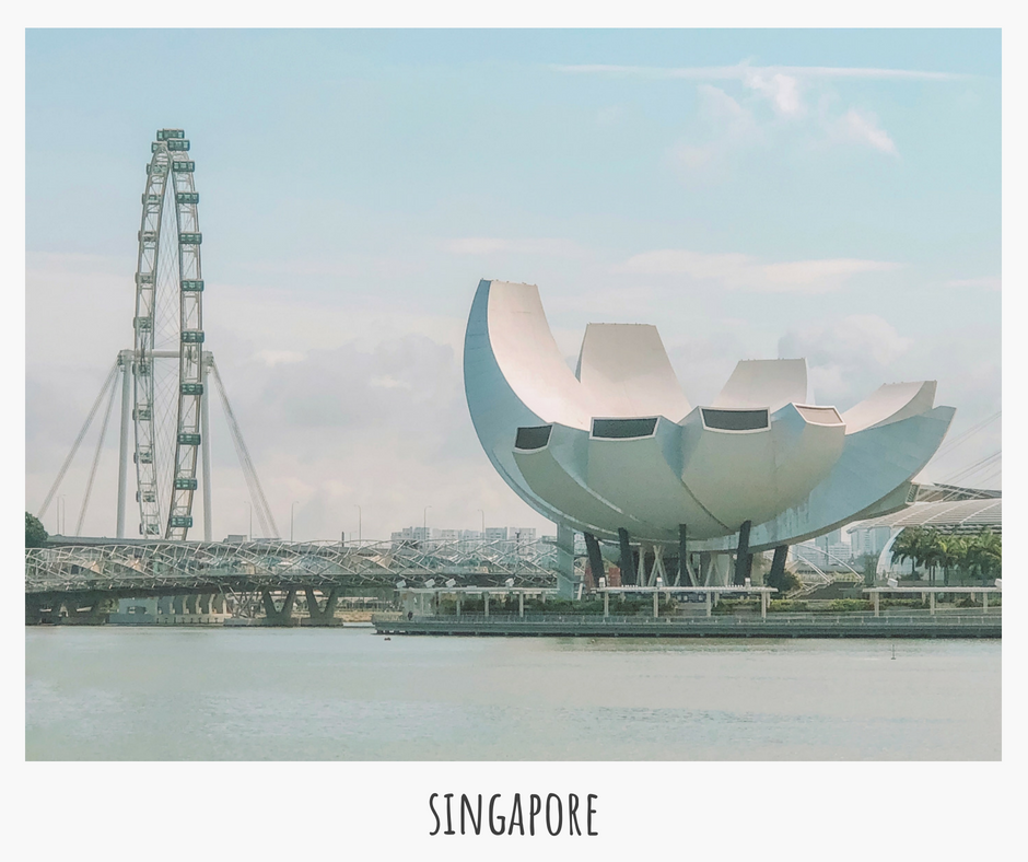 Singapore is tiny but mighty! Culturally diverese, world-class attractions, and the best part- a highly efficient subway system!