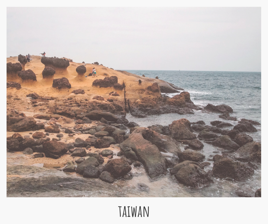 I keep coming back to Taiwan! So many scenic spots, amazing night markets, yummy street food, and truly lovable locals!