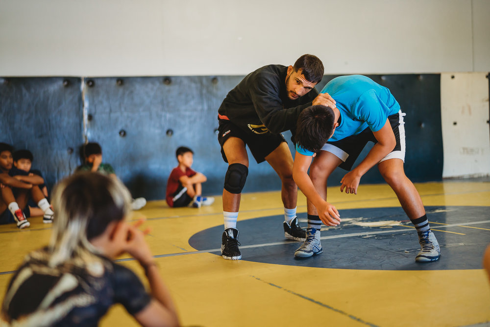 Oahu Wrestling League -