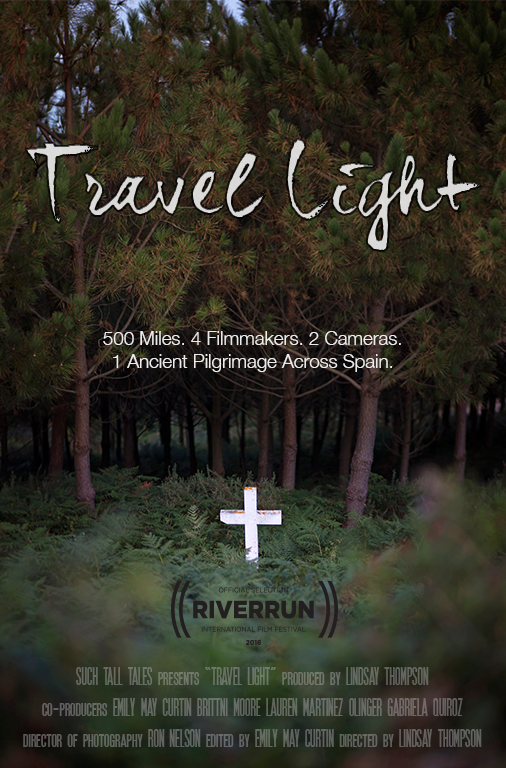 "Travel Light ""B"" Poster"