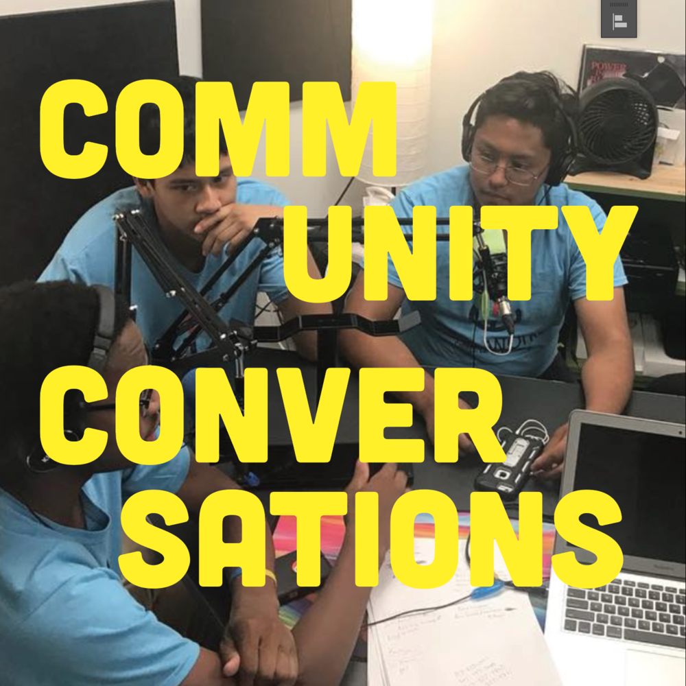 Community Conversations - As part of Big Car Collaborative, we get to meet a lot of amazing people doing amazing things. We'll share those conversations every chance we get! Previous interviews and specials are archived here.