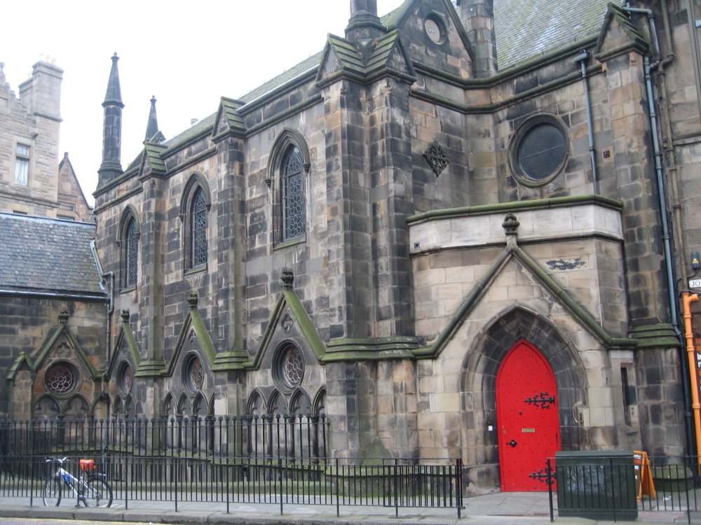 IEOC Scotland - 2012