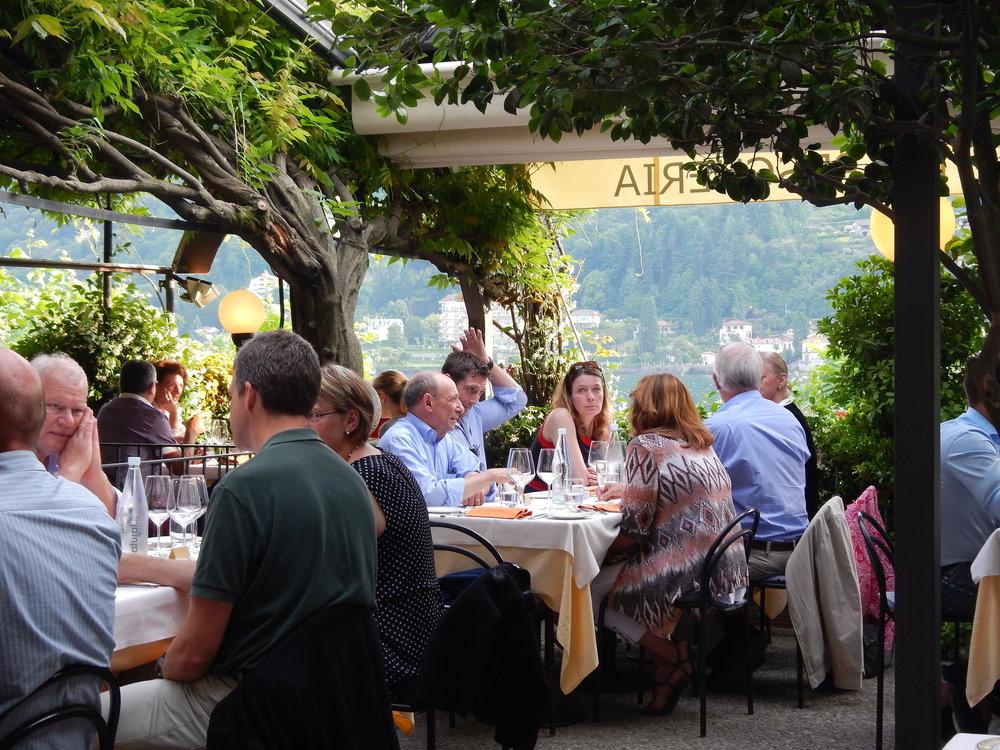 IEOC Italy - Island Dinner, 2014