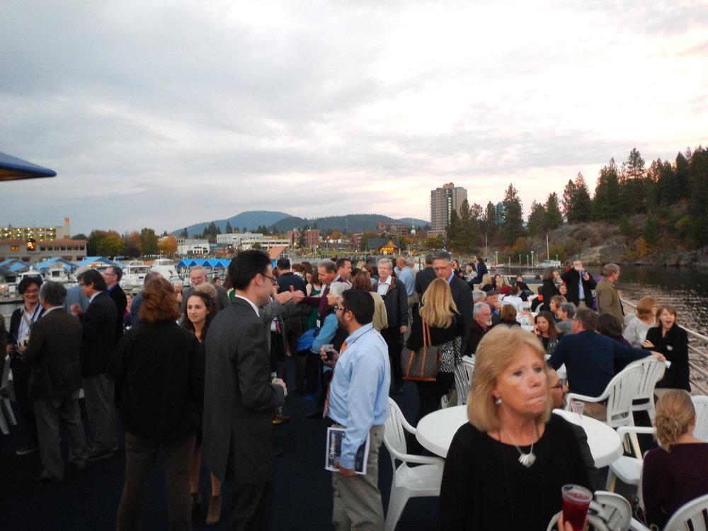 ACVO Coeur d'Alene, ID - Dinner Cruise, 2015