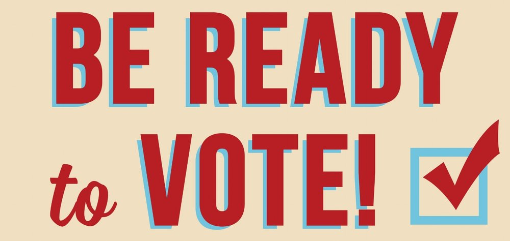 You have to register to vote! Take action before October 30!