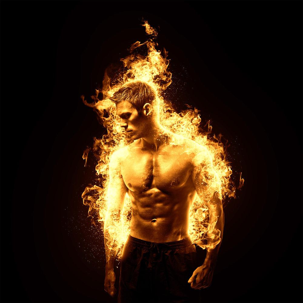 Fire effect photoshop