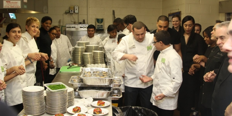 NYC Youth and Teens Cooking Course Ascension Culinary Institute