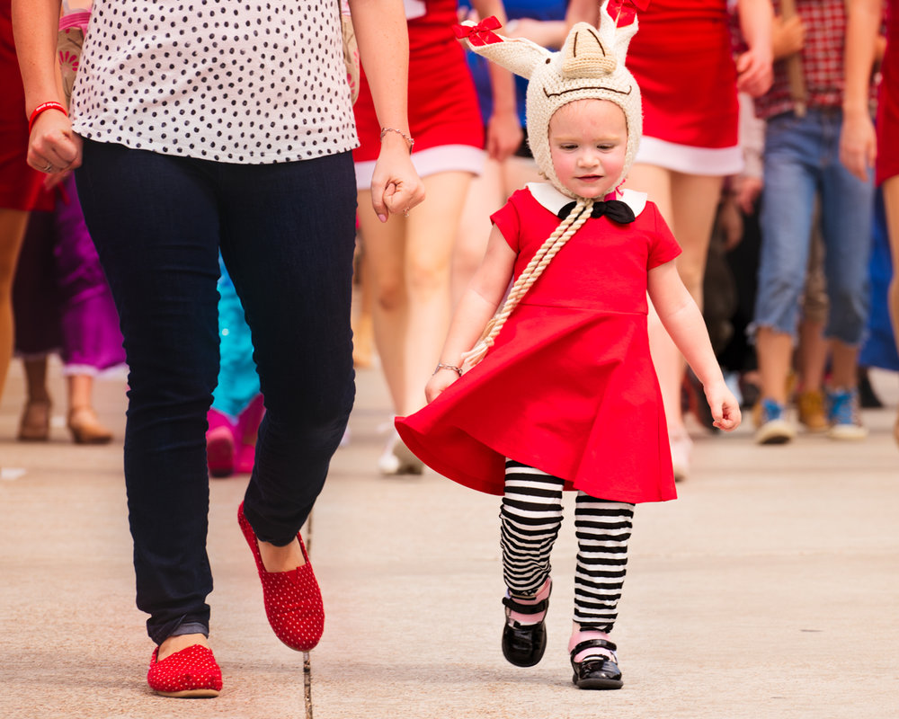 Fort Bend County Arts Festival Storybook Character Parade