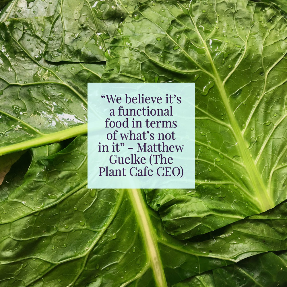 At The Plant Cafe Organic our mission is to serve healthy, nutritious, and delicious foods using organic and sustainable ingredients.