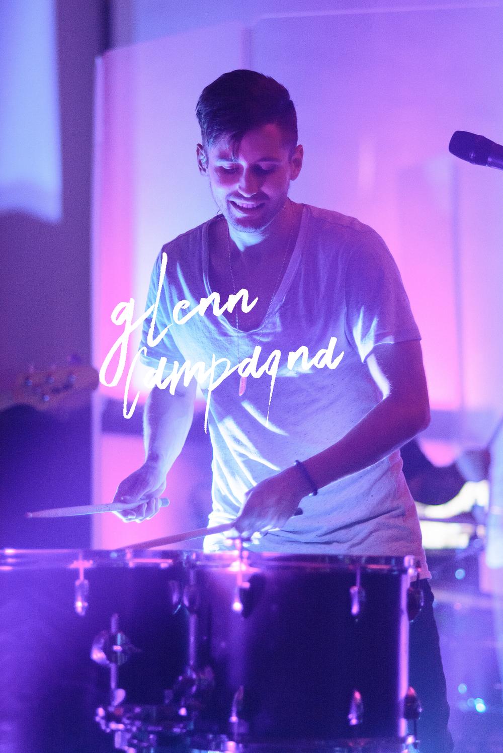 Glenn Campagna- Pieces Worship Leader