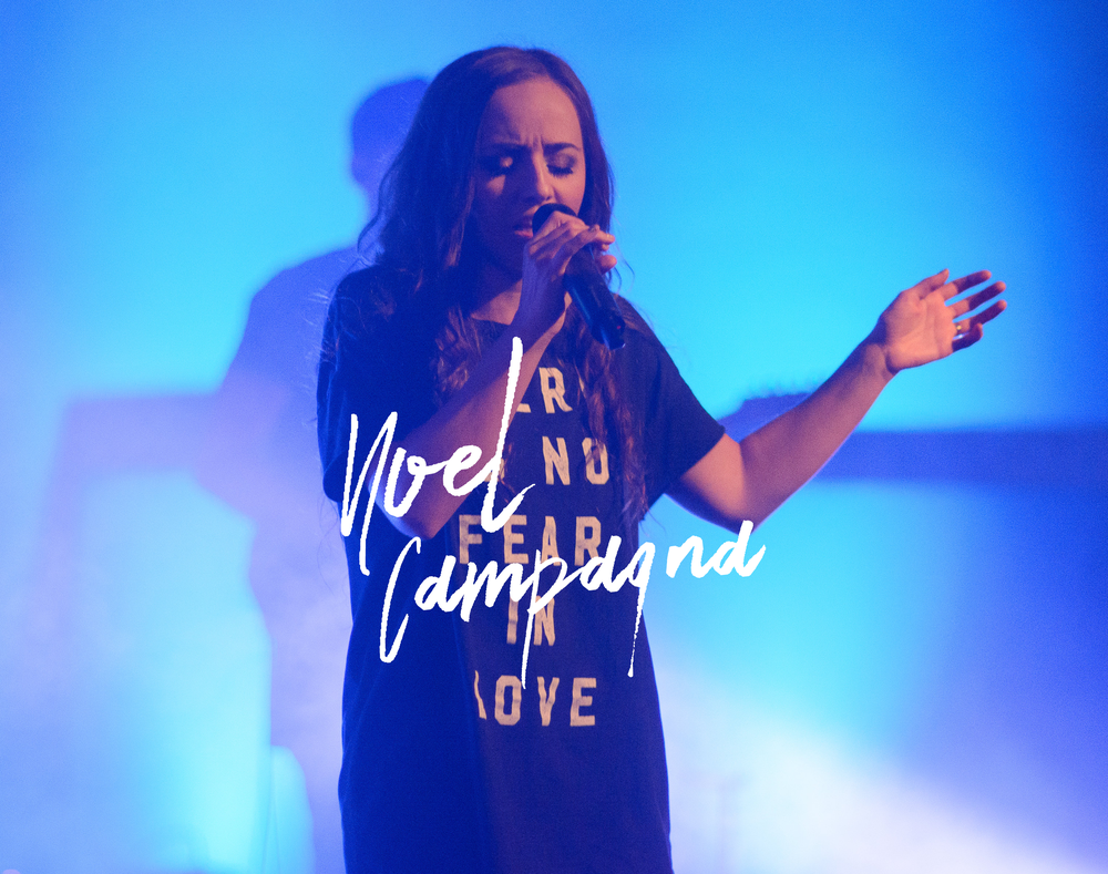 Noel McLeary Campagna- Pieces Worship Leader