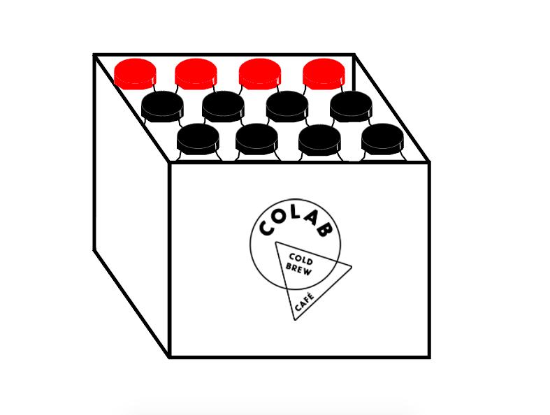 Cold Brew Combo Pack - 4 botellas de cold brew concentrado (1L en total)8 botellas de cold brew listo para tomar$740Entregas gratis en la CDMX⇨ comprar con tarjeta / Paypal⇨ comprar por deposito