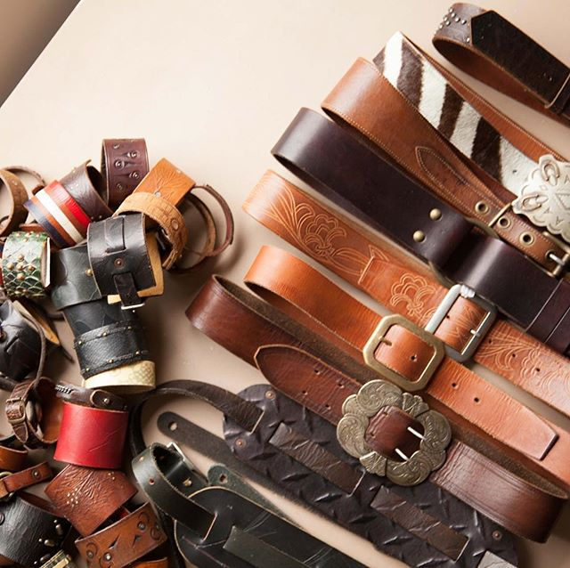 Belts and cuffs