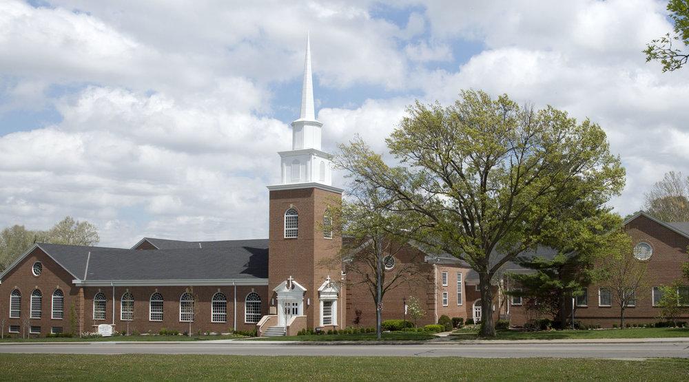 Village Presbyterian Church on Mission 6641 Mission Road Prairie Village, KS 66208 913.262.4200