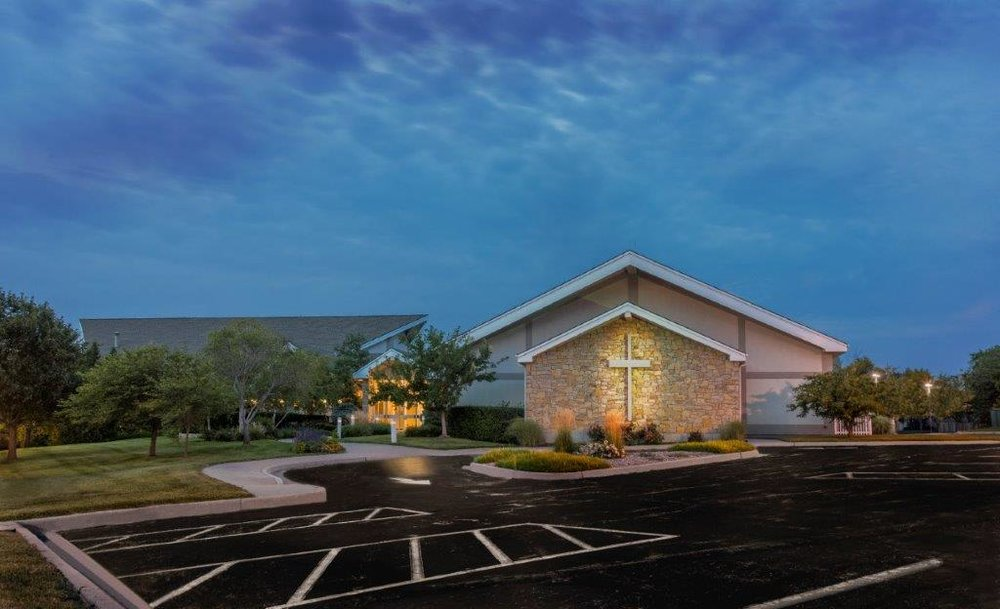Village Presbyterian Church on Antioch 14895 Antioch Road Overland Park, KS 66221 913.681.8180