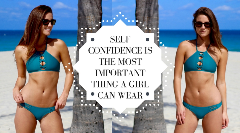Self confidence is the most important thank a girl can wear.jpg