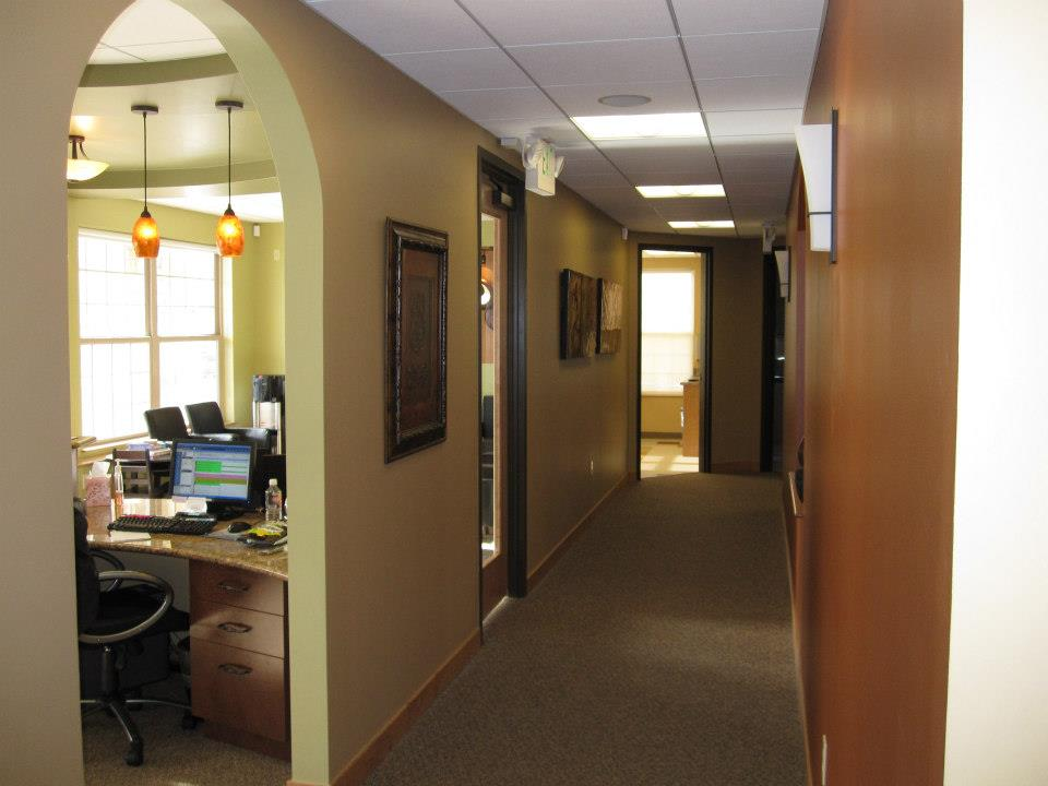 Medical office corridor power and lighting & Gallery u2014 Proactive Electrical Solutions azcodes.com