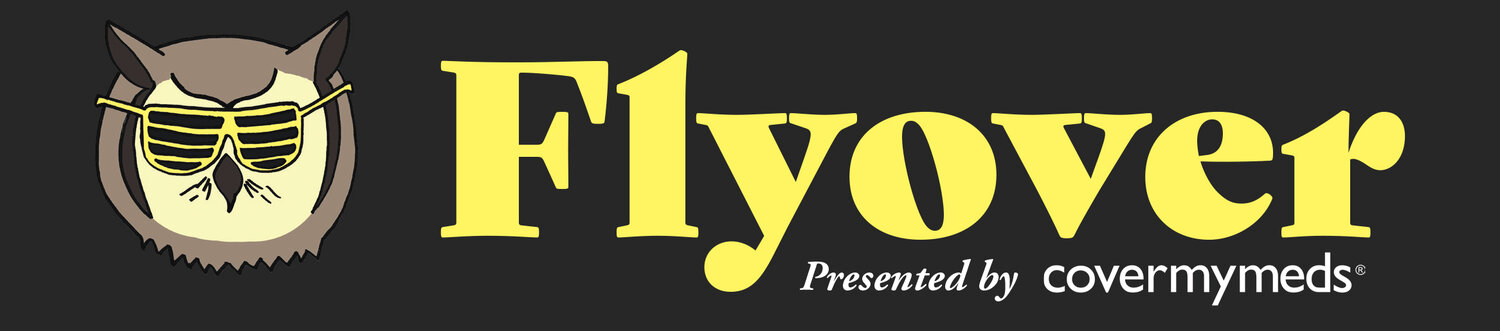 The Flyover Fest logo