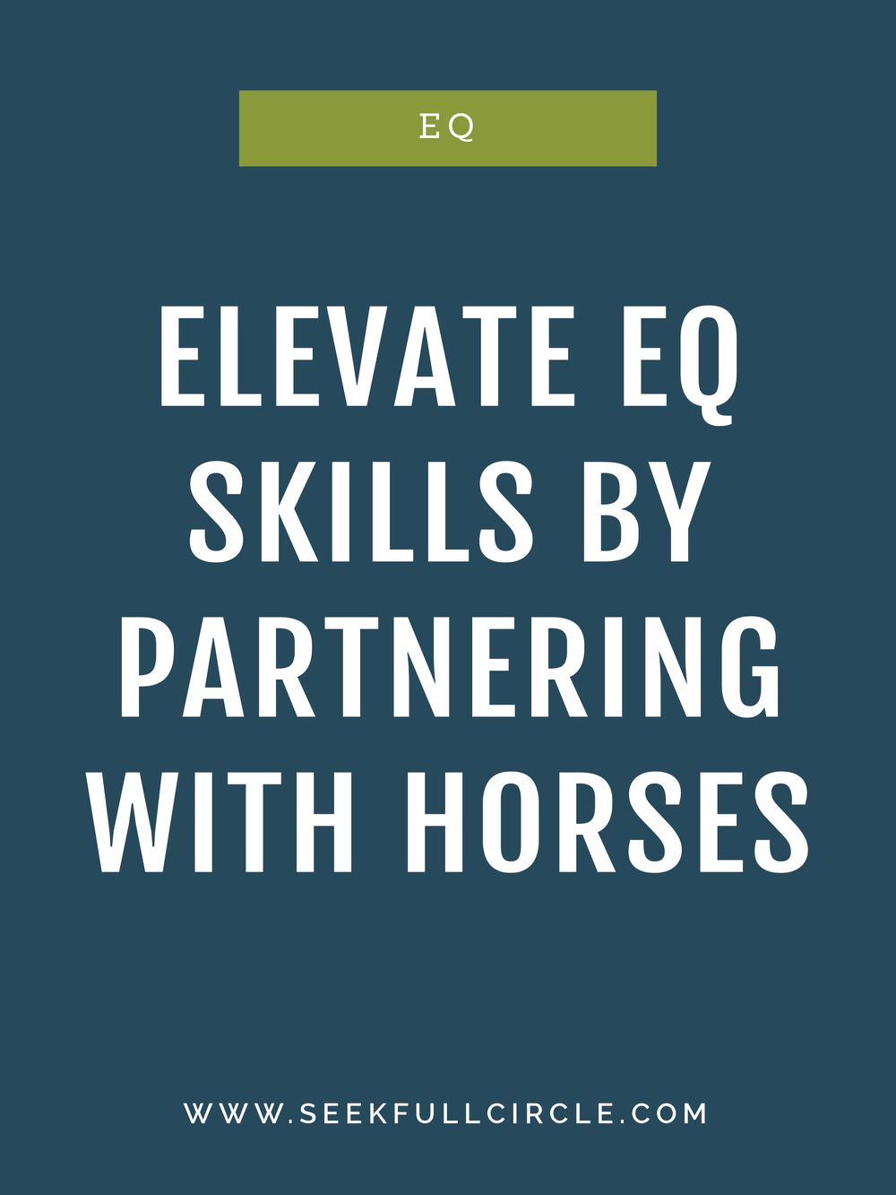 kim waltman fullcircle creative + coaching EQ skills blog