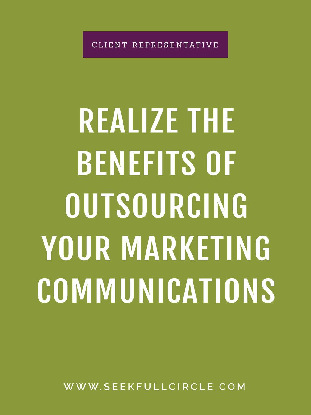 kim waltman fullcircle creative + coaching benefits of outsourcing marketing communication blog