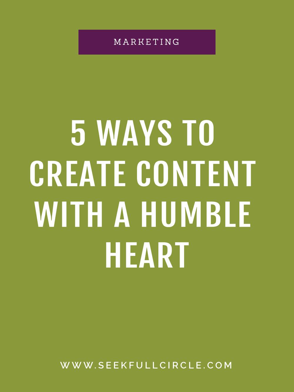 kim waltman fullcircle creative + coaching create content with humble heart blog