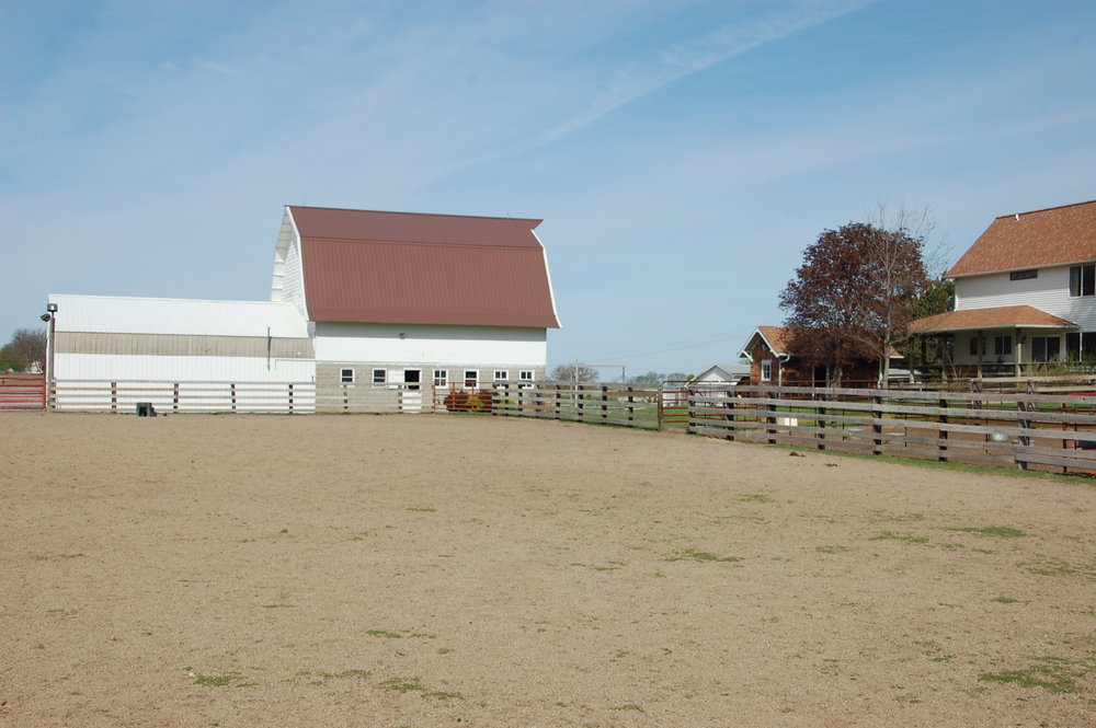 Horse-related activities will take place in the arena. Reflective writing exploration will take place in the barn hayloft or on the lawn. Overnight accommodations are available outside beneath a canopy of stars or inside the restored farmhouse.