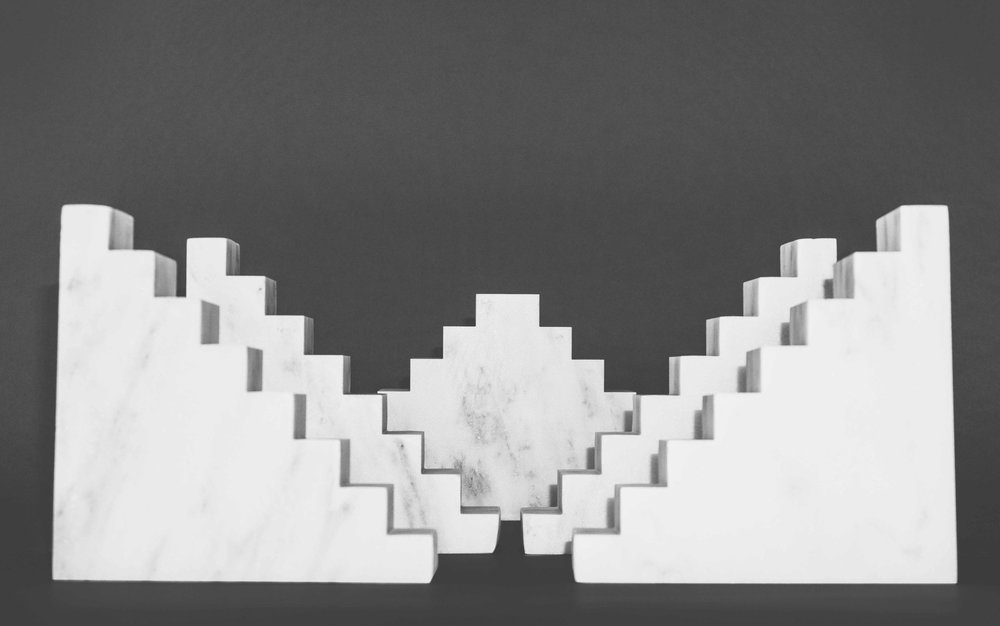 Symbols - Coming soon. A  marble  sculpture collection.