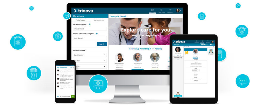 Trioova Health Marketplace