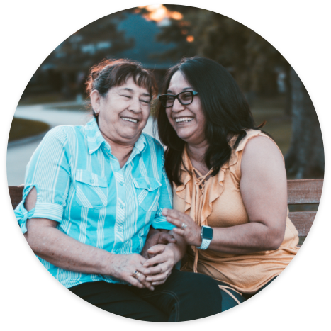 Being a caregiver is a hugely important role! Use Trioova to simplify the coordination of care between care teams and find the right care for you. Use telehealth to reduce travel times needed. Video sessions allow you to access healthcare from your couch.