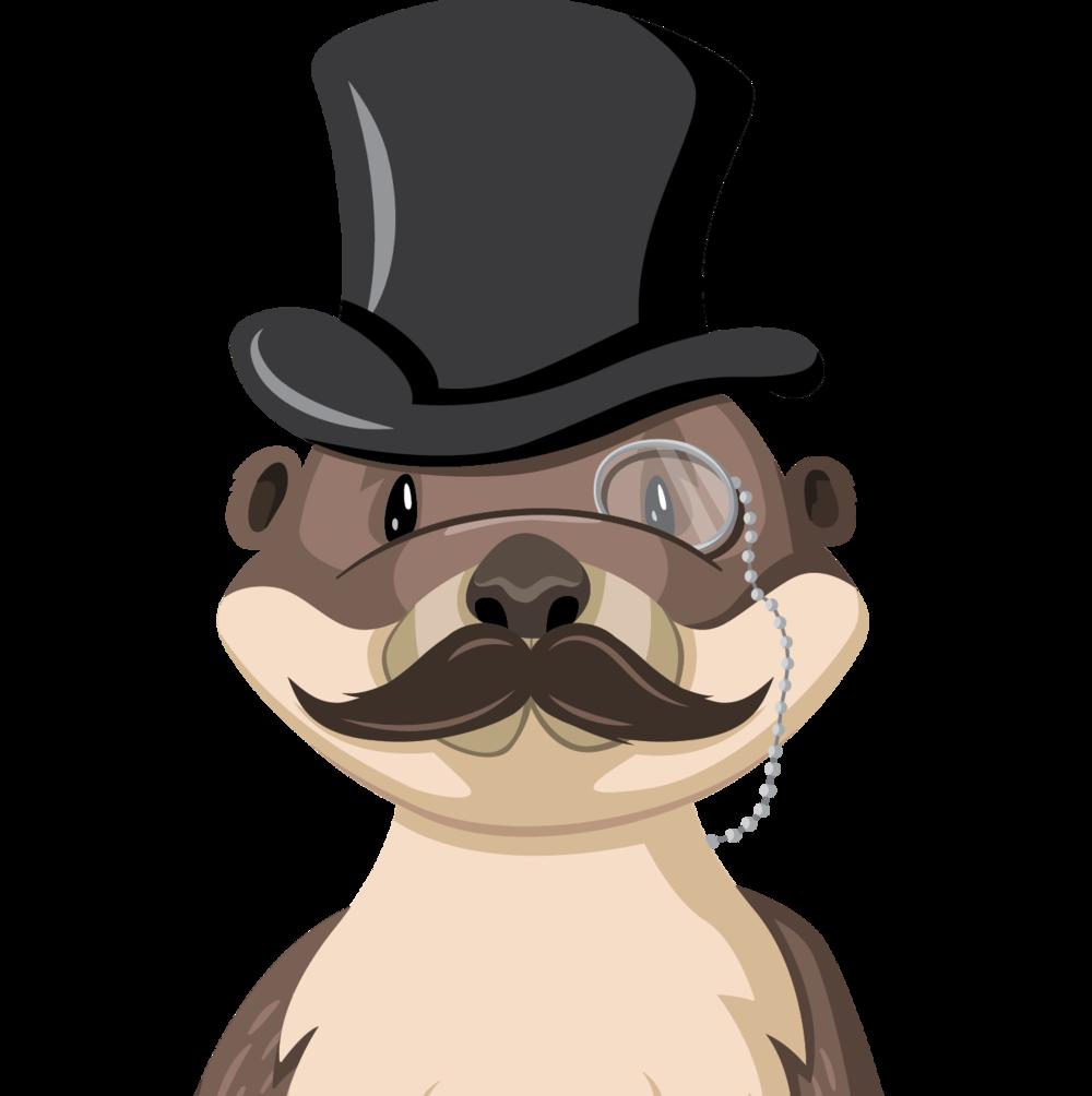NAVI the Otter Monopoly headshot.png