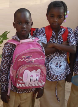 SALEH AND KORO, Children, Education, Poverty