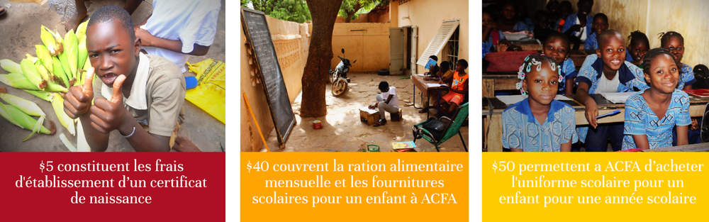 ACFA Donation French