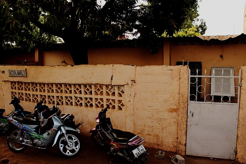 47,27% de la population du Mali a moins de 14 ans. -