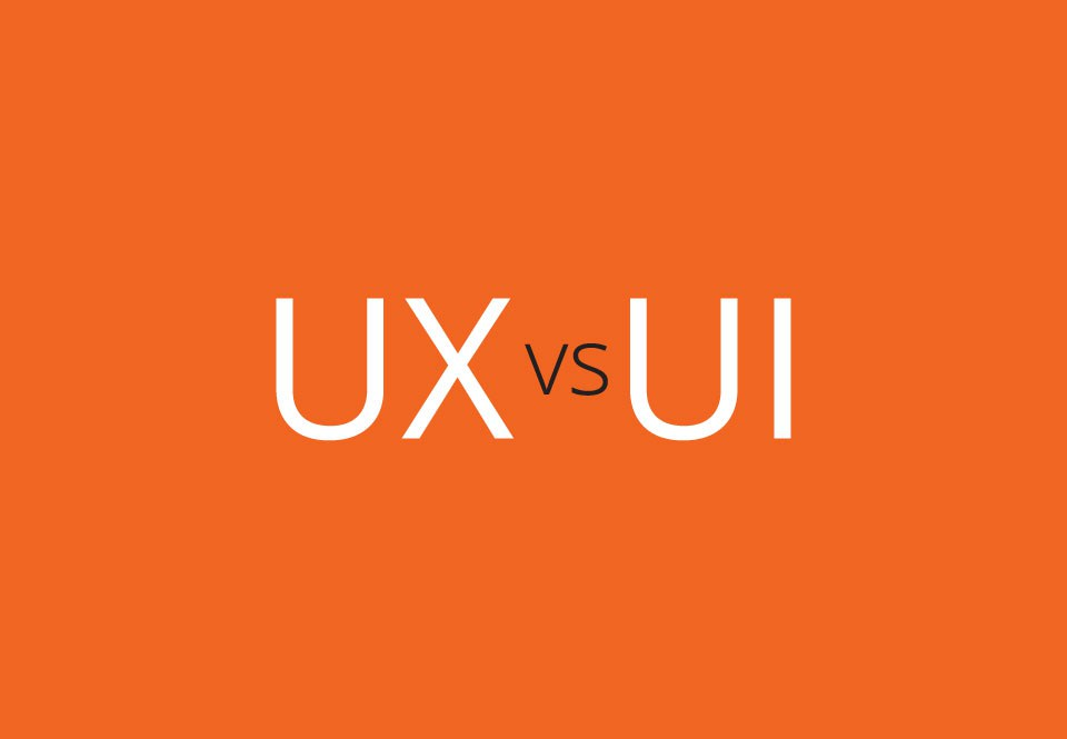 Ux vs UI Graphic