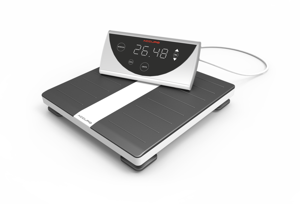 High quality render of the NCIT Digital Remote Scale