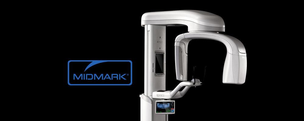 Midmark Progeny Vantage Panoramic X ray System banner