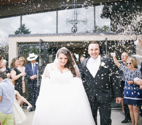 Annamaria & Justin's Elegant Fort Garry Wedding