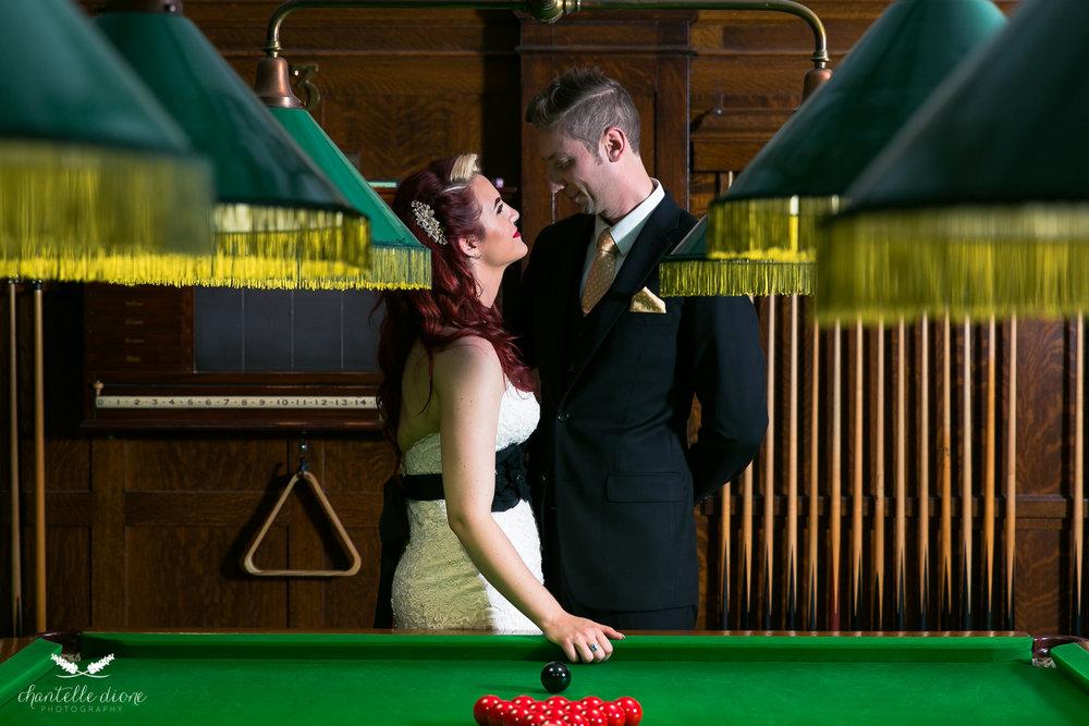 Mandi & Juliano's Kate Spade Inspired Wedding