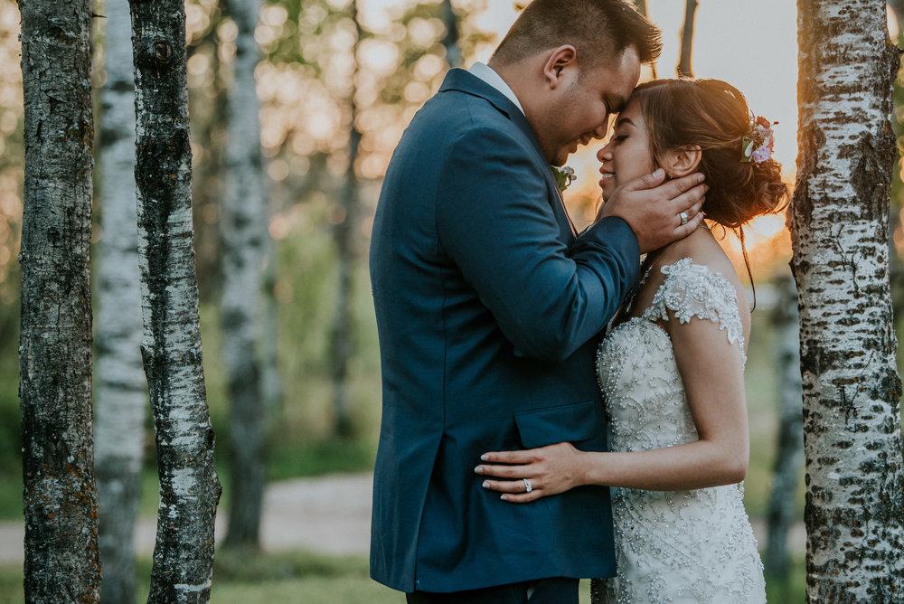 Liane & Jaydee's Enchanted Forest Wedding