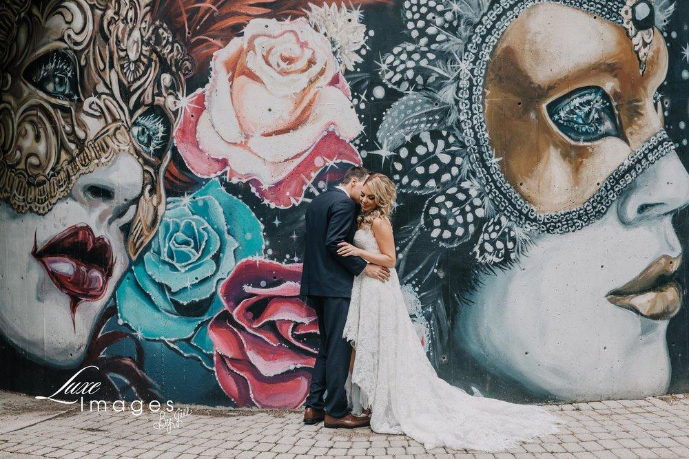 Jocelyn & Eric's Classic Manitoba Club Wedding