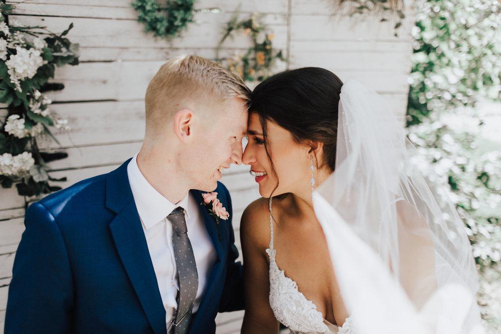 Nikita & Matthew's Bright & Airy Summer Wedding