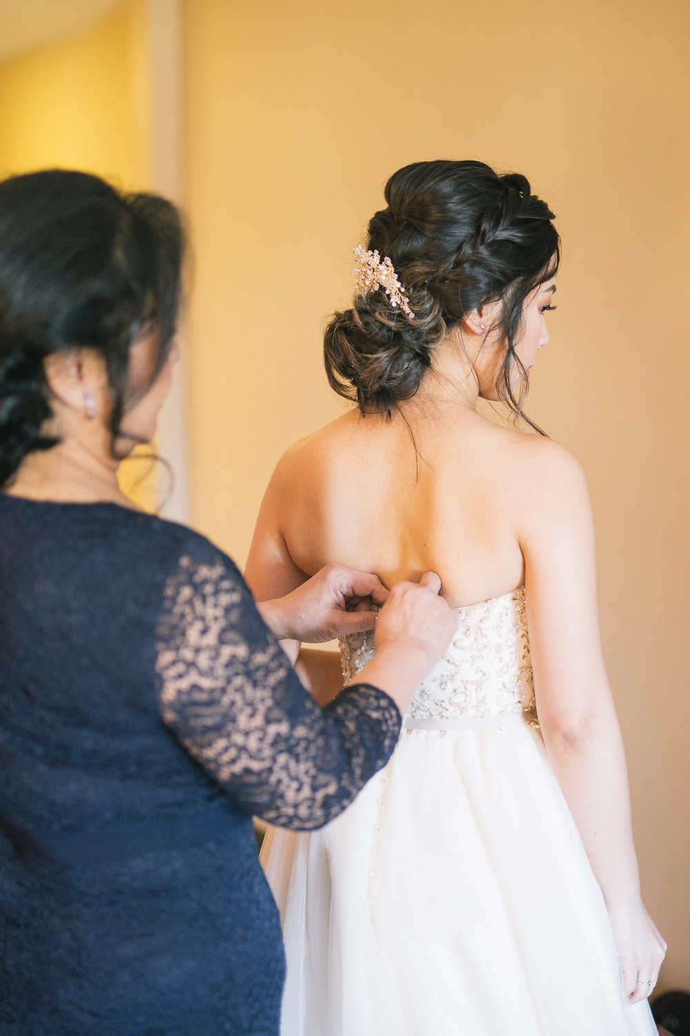 Avegail was one of the most stunning brides, exuding grace and elegance.