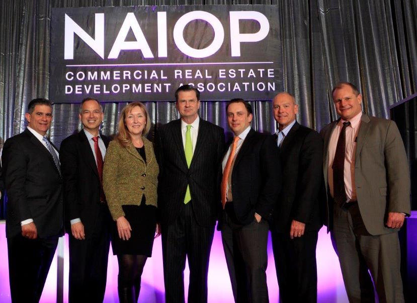 NAIOP award Kerry Parker