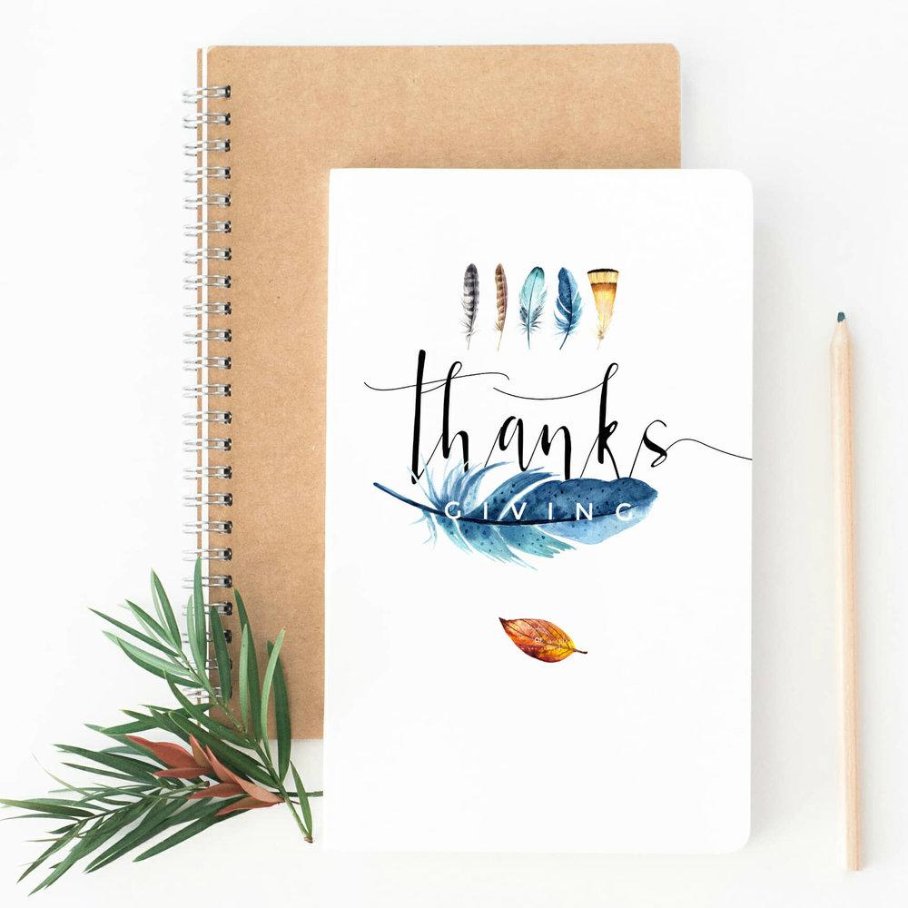 Thanks Giving {SMPL+FREE Printable}