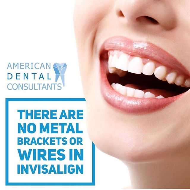 Unlike traditional fixed braces, there are no metal brackets or wires in Invisalign. For inquiries call/text us TODAY 617-991-7717 ________________________ #Boston #Malden #clinic #poster #dentaloffice #dentalcare #teeth #tooth #extraction #oralsurgery #dental #dentist #dentistry #invisalign #dentalassistant #people #dentalschool #smile #braces